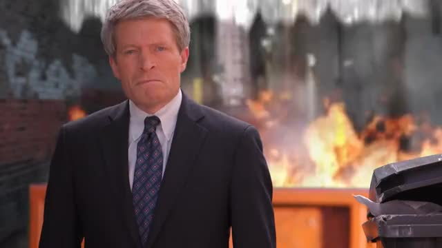 Watch Richard Painter - Dumpster Fire Ad GIF on Gfycat. Discover more related GIFs on Gfycat