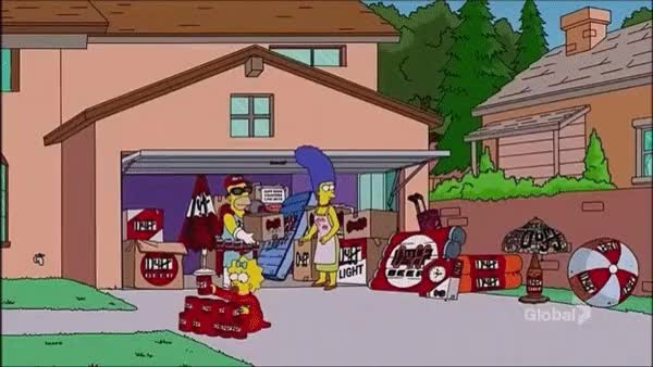 Watch and share Thesimpsons GIFs by hipnosister on Gfycat