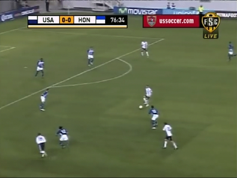 soccergifs, Streaker @ Olympic Qualifier USA vs. Honduras CONCACAF U23 (2008) GIFs