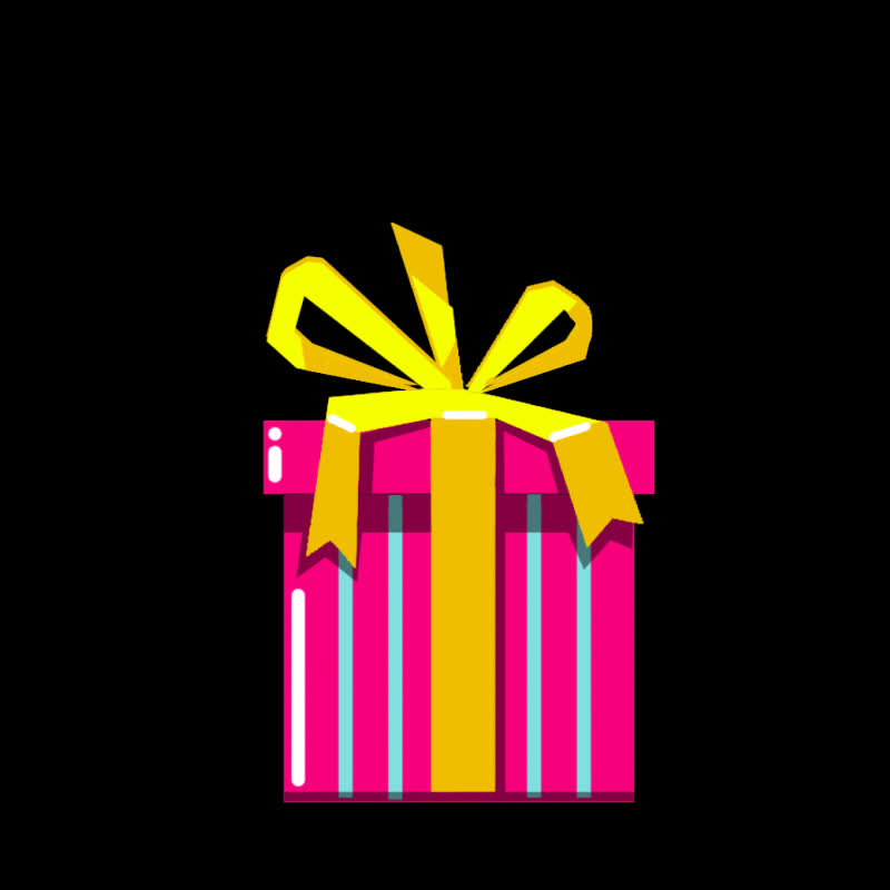 Celebration, bow, box, gift, give, giving, present, presents, Present GIFs