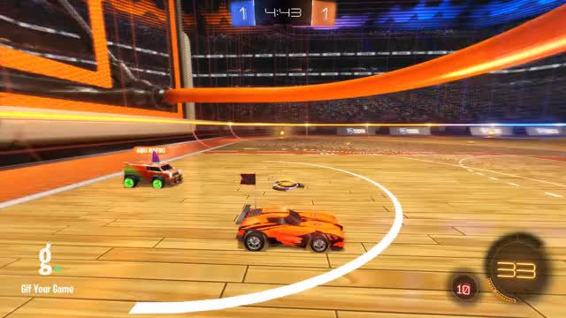 Watch Goal 3: Abu Rafiki GIF by Gif Your Game (@gifyourgame) on Gfycat. Discover more Gif Your Game, GifYourGame, Goal, Nutter Butter, Rocket League, RocketLeague GIFs on Gfycat