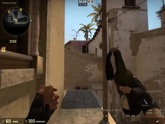 Watch and share Counter-strike Global Offensive 02.16.2018 - 00.49.01.17 GIFs on Gfycat