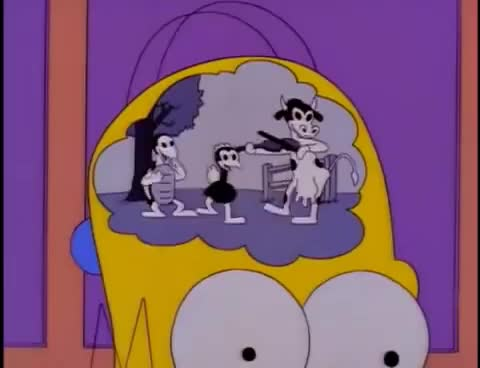 Watch and share Homer Simpson Os Prestaré Toda Mi Atención GIFs on Gfycat