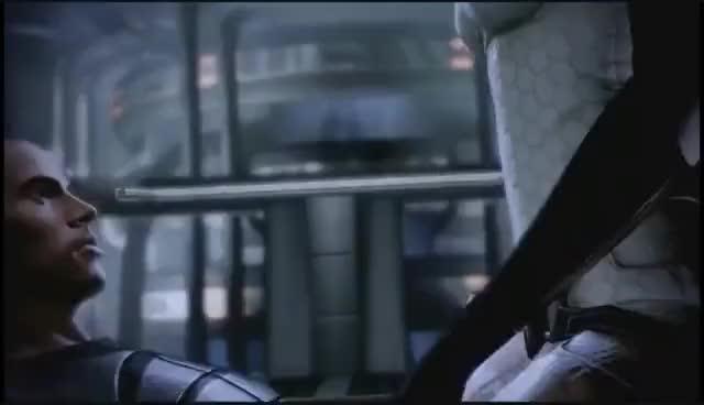 Watch and share Mass Effect 2 Sex Scene: Miranda Lawson GIFs on Gfycat