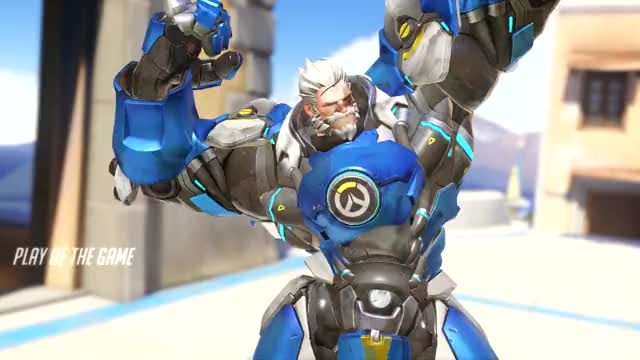 Watch and share Overwatch GIFs by dubblix on Gfycat