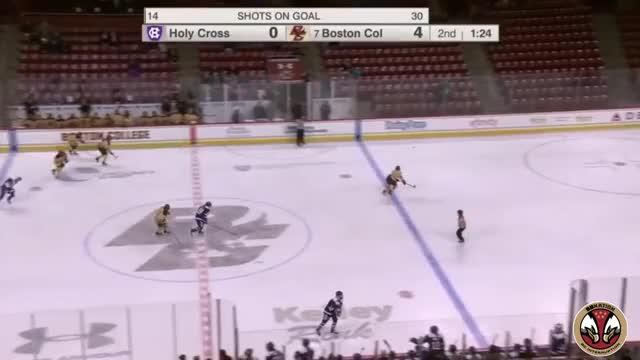 Watch 5 Browne (W) Holy Cross 2/1/19 GIF by @salzano14 on Gfycat. Discover more Colorado Avalanche, hockey GIFs on Gfycat