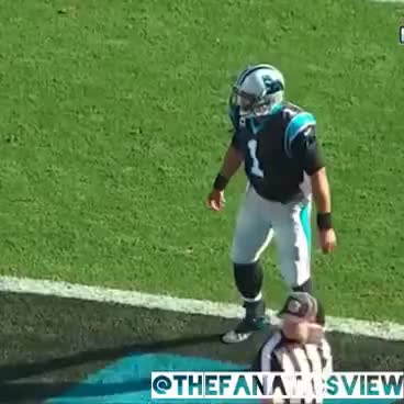 Watch and share Cam Newton Dab GIFs on Gfycat