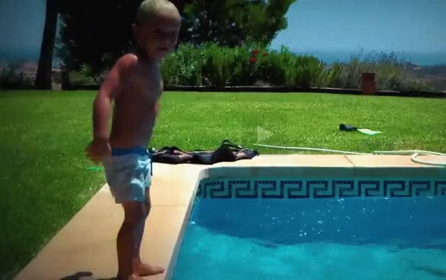 Watch and share Graceful Belly Flop Is Graceful GIFs on Gfycat