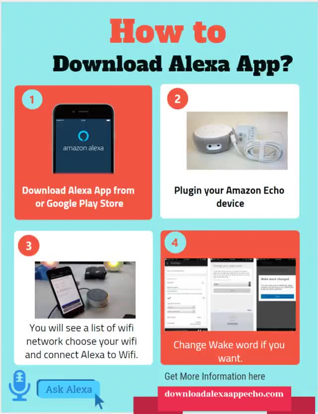 Watch and share Download Alexa App GIFs and Alexa App Setup GIFs by Stella Jones on Gfycat