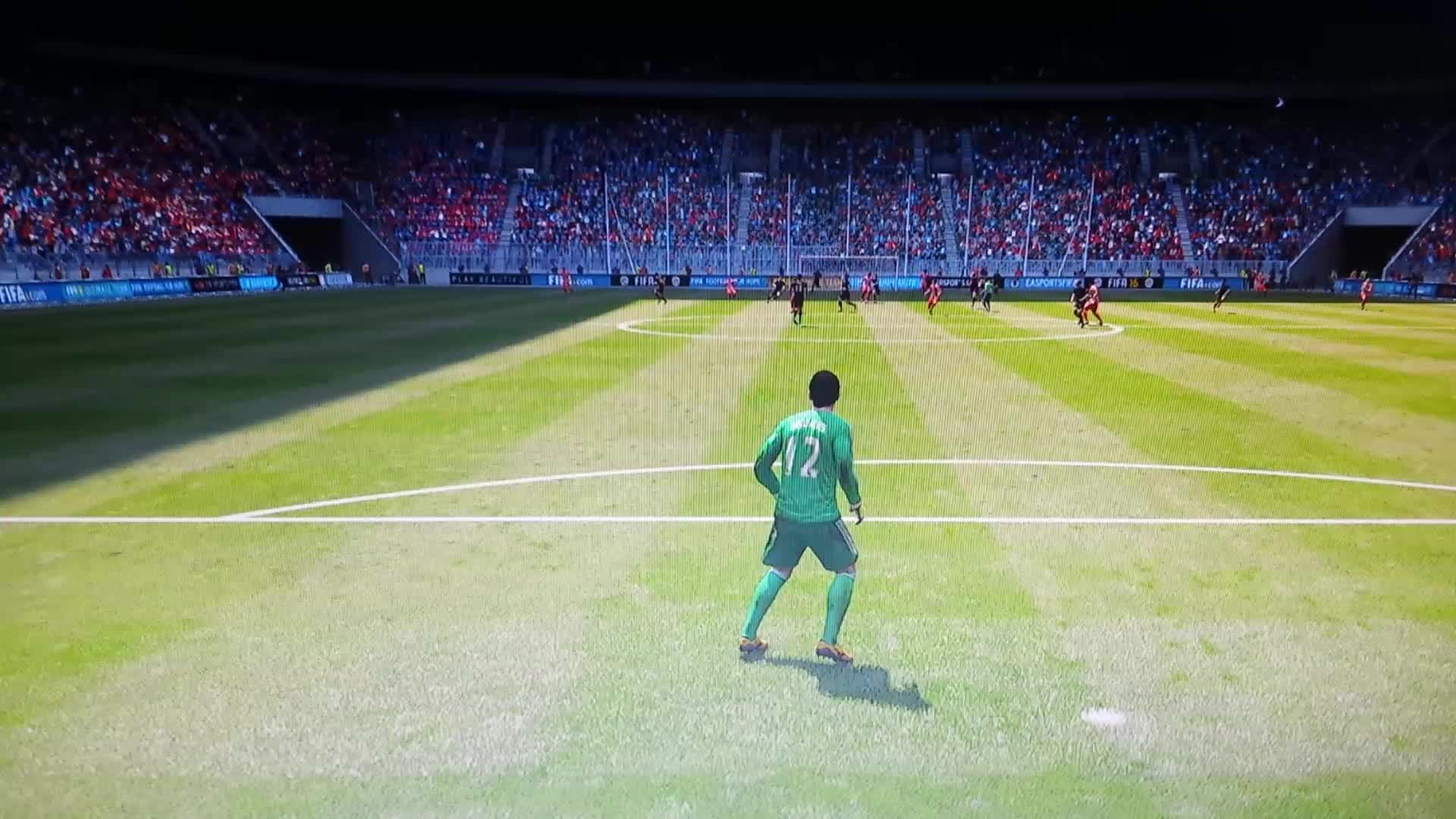 Glad FIFA16 goalkeepers work properly GIFs