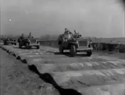 OldSchoolCool, Army Jeeps GIFs