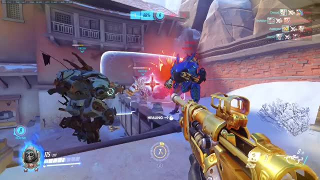 Watch and share Delaying The D.va GIFs on Gfycat