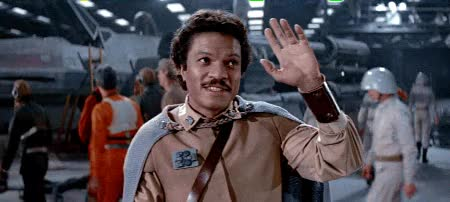 Watch this good luck GIF on Gfycat. Discover more billy dee williams, good, good luck, luck, lucky GIFs on Gfycat