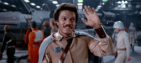 billy dee williams, good, good luck, luck, lucky, luck good GIFs