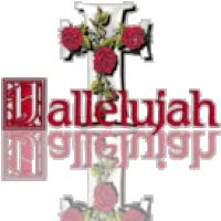 Watch and share Hallelujah animated stickers on Gfycat