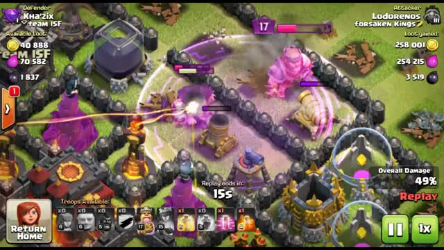 Watch DE Tank? Inferno? Better go beat on a wall. GIF on Gfycat. Discover more clashofclans GIFs on Gfycat