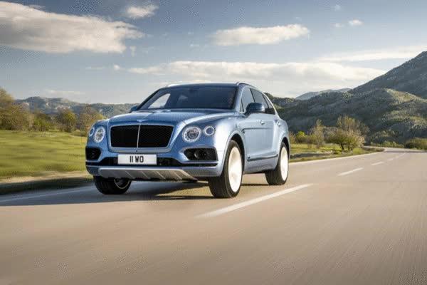 Watch and share Bentley Bentayga Diesel GIFs on Gfycat