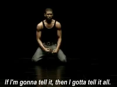 Watch usher GIF on Gfycat. Discover more related GIFs on Gfycat