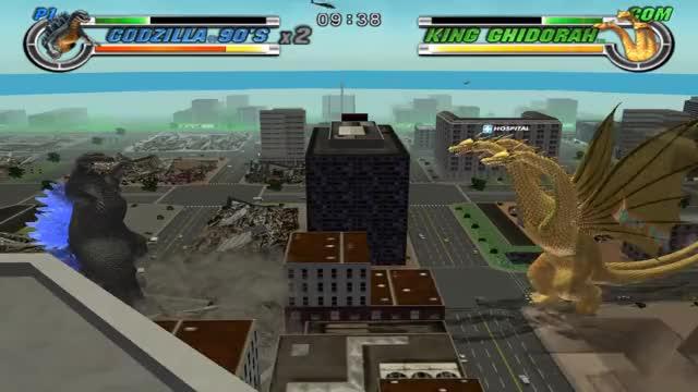Watch and share Lets Play Godzilla GIFs and Godzilla Gamecube GIFs on Gfycat
