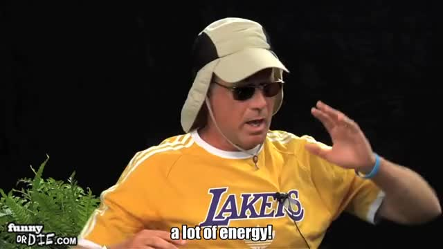 Watch energy GIF by Funny Or Die (@funnyordie) on Gfycat. Discover more FoD, Will Ferrell Between Two Ferns with Zach Galifianakis, funny or die, funnyoooordie GIFs on Gfycat