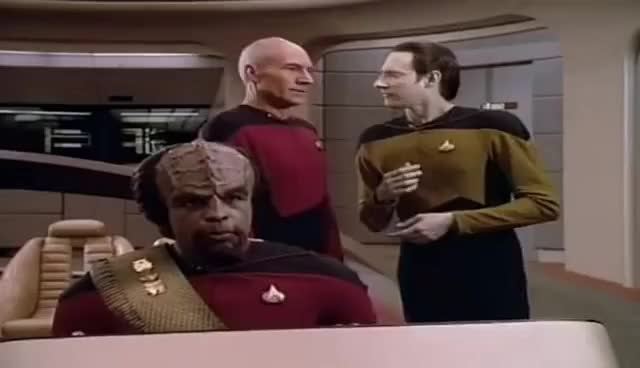 Watch and share Startrek GIFs and Data GIFs on Gfycat