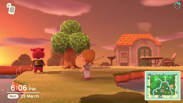 Watch and share AnimalCrossing ACNH NintendoSwitch GIFs by tobilinne on Gfycat