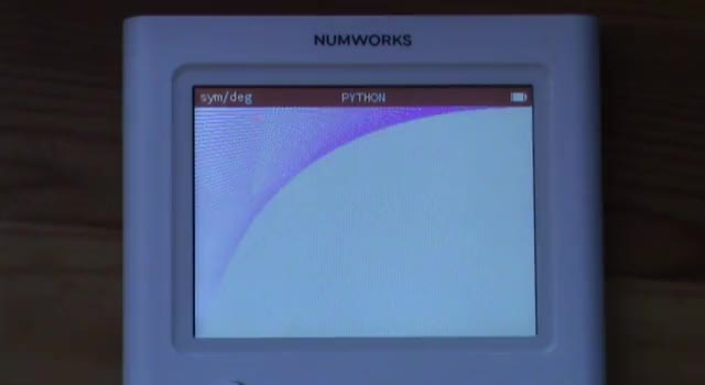 Watch and share Python Animation - NumWorks N0110 + Omega GIFs by critor on Gfycat