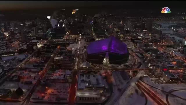 Minneapolis Lights up Purple GIFs