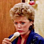 Watch and share Blanche Devereaux GIFs on Gfycat