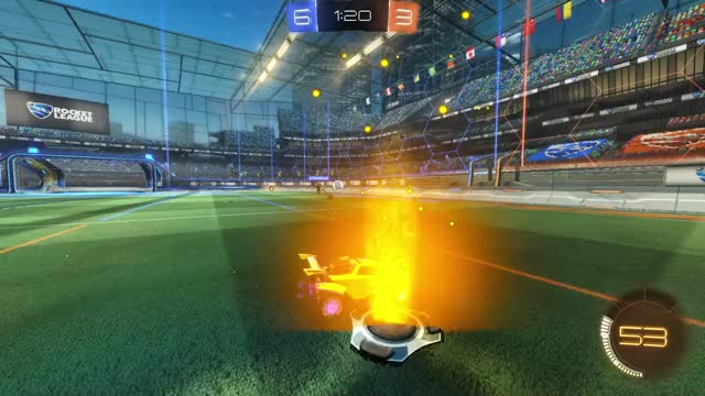 Watch Assist GIF on Gfycat. Discover more rocketleague GIFs on Gfycat