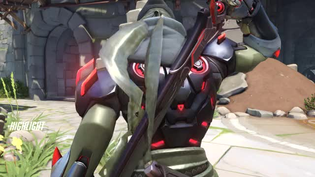Watch and share Overwatch GIFs and Genji GIFs by rinsvids on Gfycat