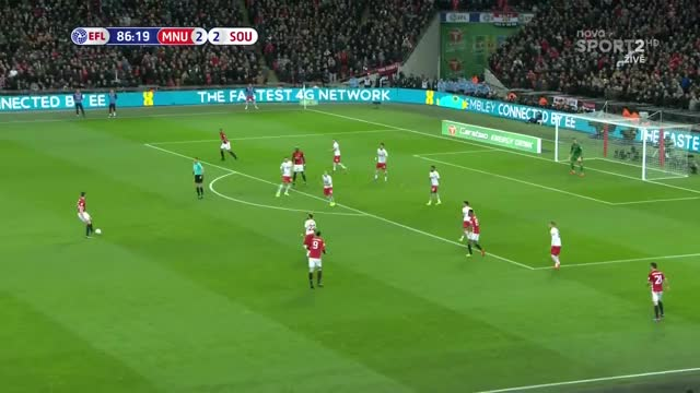 Watch and share 80 Ibrahimovic (League Cup) (1) GIFs by mu_goals_16-x on Gfycat