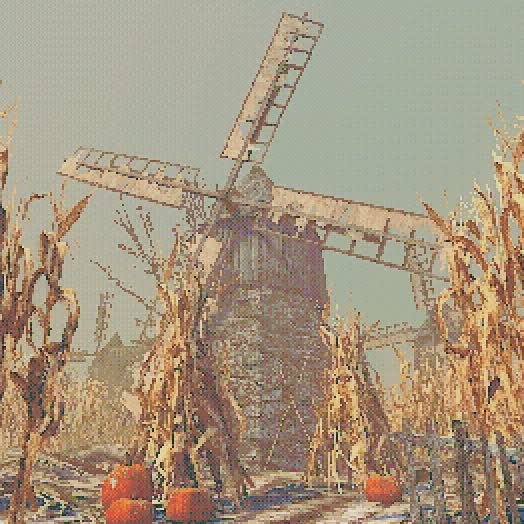 Watch and share TestScene Area4 Windmill GIFs by Acorn Bringer on Gfycat