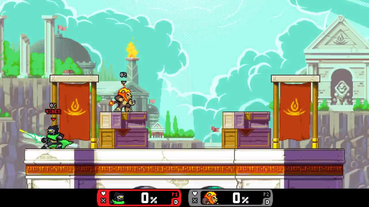 rivalsofaether, combo contest GIFs