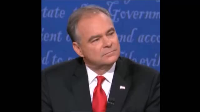 Watch and share Tim Kaine GIFs and Vpdebate GIFs by politicalnewsgifs on Gfycat