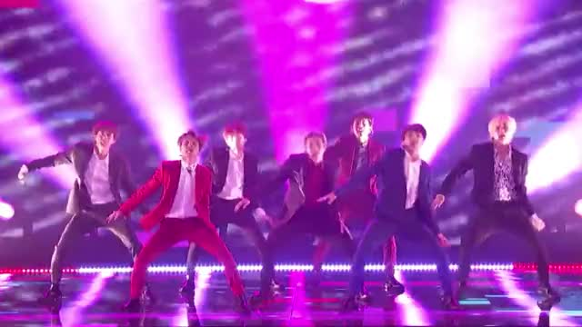 Watch this curated GIF by GIF Queen (@ioanna) on Gfycat. Discover more agt, agt2018, america's, band, boy, bts, dance, dancing, excited, global, got, idol, korean, party, perform, pink, sensation, talent, woohoo GIFs on Gfycat