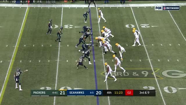 Watch Beast Adams GIF on Gfycat. Discover more Green Bay Packers, NFL, Seattle Seahawks, football GIFs on Gfycat