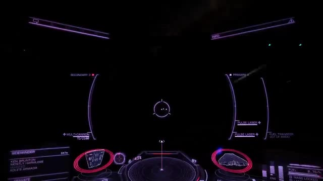 Watch Well, that's one way to win a dogfight. GIF on Gfycat. Discover more elitedangerous, gamingpc GIFs on Gfycat