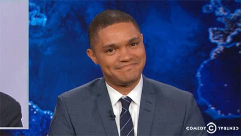 Watch and share Trevor Noah GIFs and Sure GIFs by Reactions on Gfycat