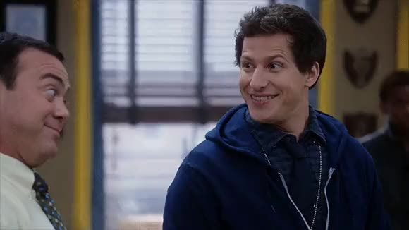 Watch this andy samberg GIF on Gfycat. Discover more andy samberg, brooklyn 99, brooklyn nine nine, expressions, hqrg, joe lo truglio, k, sayings GIFs on Gfycat