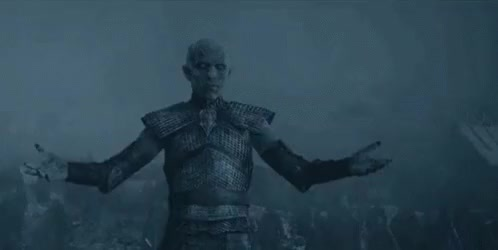 Watch and share Night King GIFs by lightheat on Gfycat