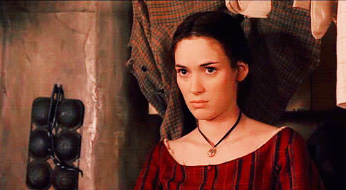 winona ryder, WhiteSpaceFilter: Exclude GIFs