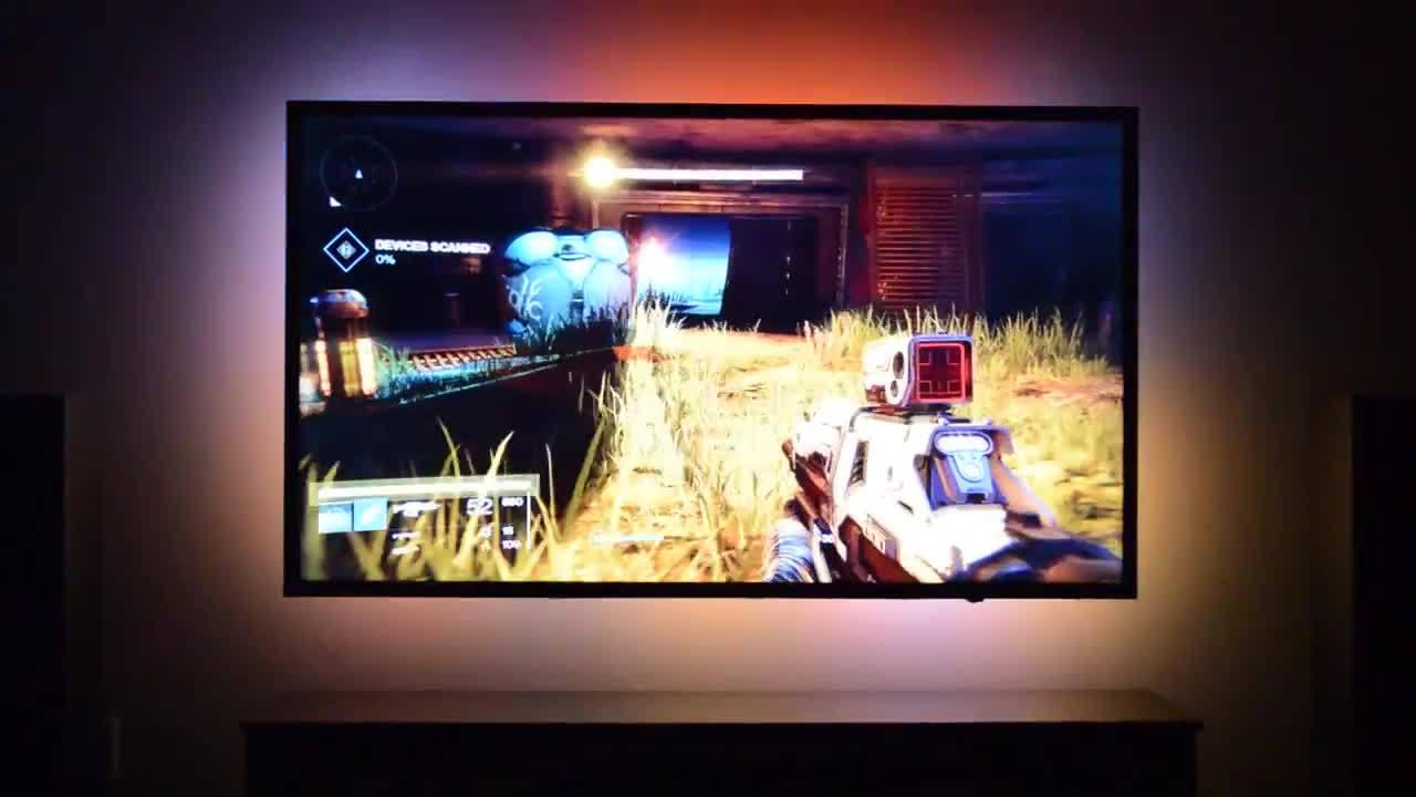 homelab, Destiny gameplay with Lightberry GIFs