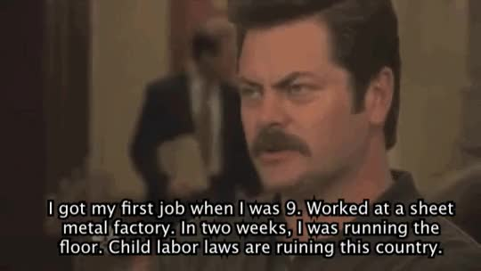 Watch this nick offerman GIF on Gfycat. Discover more nick offerman, ron swanson GIFs on Gfycat