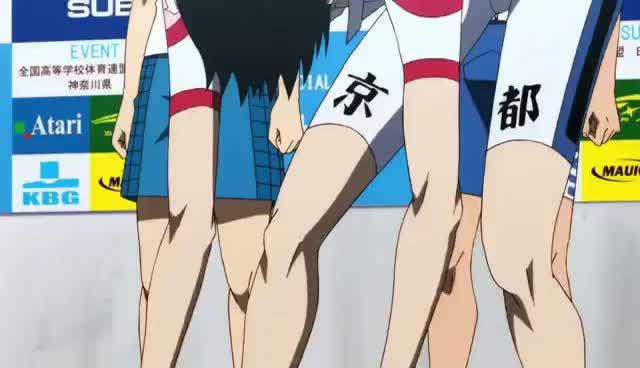 gross, Yowamushi Pedal - Gross, gross, gross!! GIFs