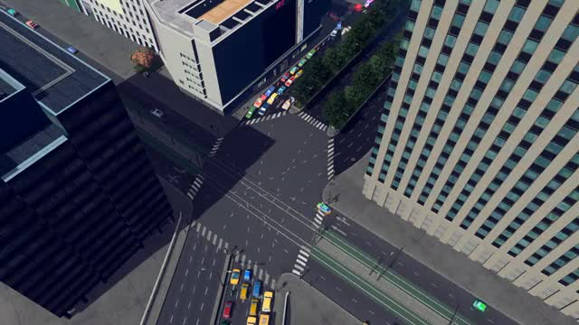 Watch My Major intersection in cities skylines GIF by @techflybrownie on Gfycat. Discover more Cities Skylines, gaming, intersection, oddly satisfying, urban planning GIFs on Gfycat