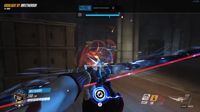 Watch makes sense GIF by @rayztheroof on Gfycat. Discover more hanzo, highlight, overwatch GIFs on Gfycat