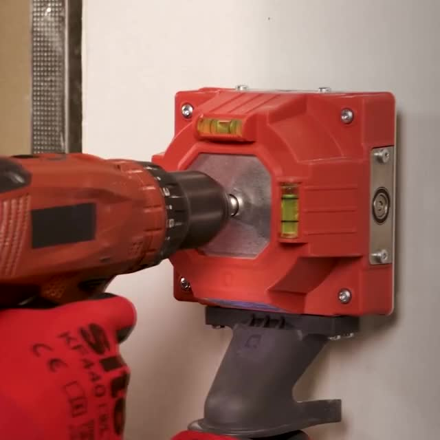 Watch and share Quadsaw Drill Attachment GIFs by Must Have Stuff on Gfycat
