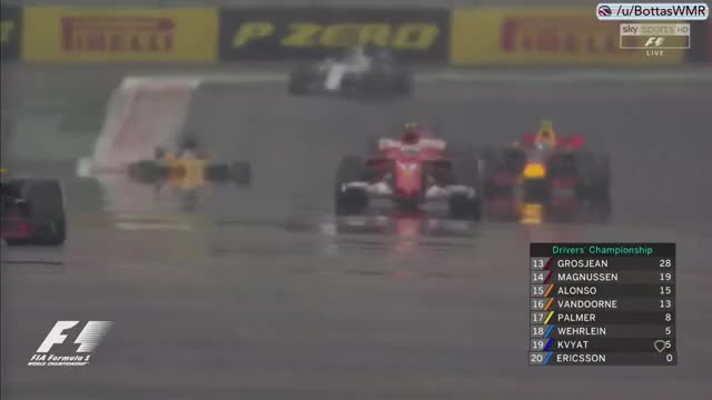 Watch and share Kimi Just Does His Own Thing [r/formula1] GIFs on Gfycat