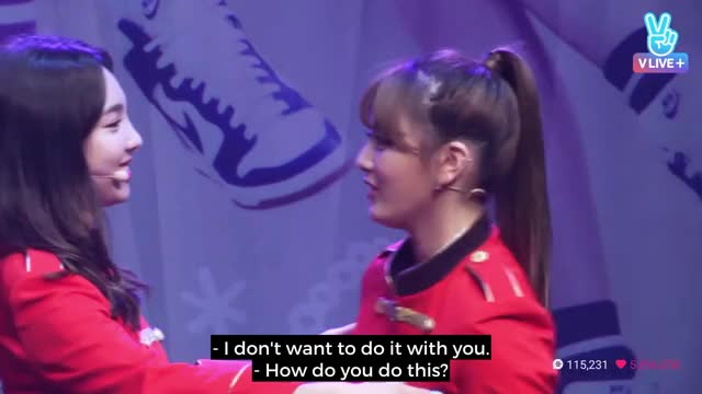 Watch and share Nayeon Gets Rejected By Jihyo And Then Hug GIFs by Ahrigato on Gfycat